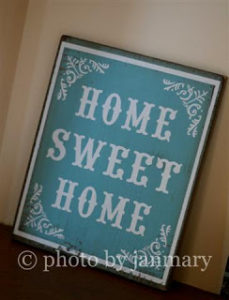 home sweet home janmary cottage decor