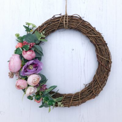 Bespoke Floral Wreath