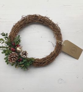 winter berry wreath janmary