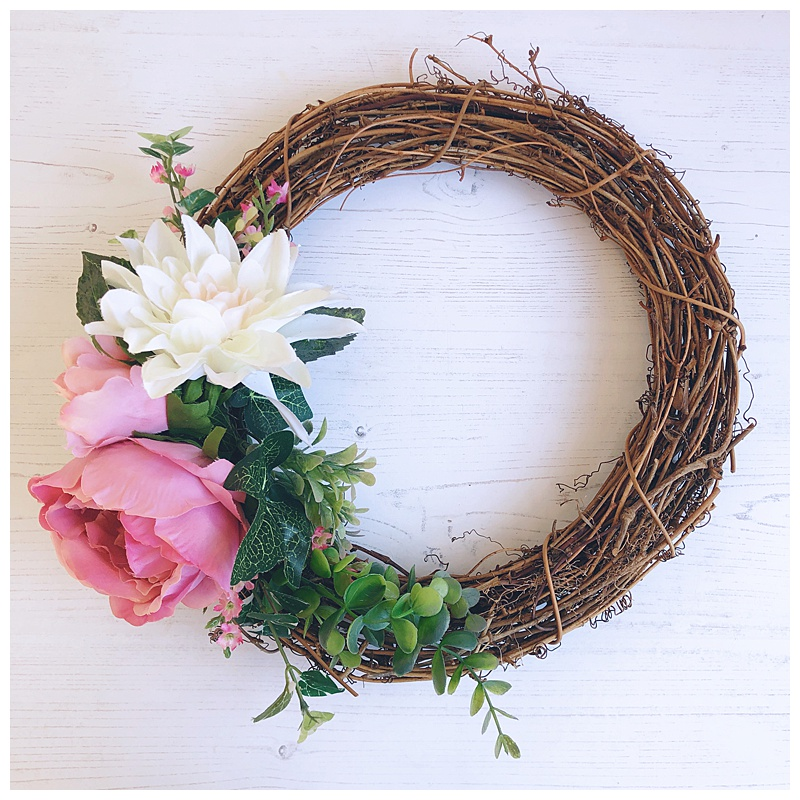janmary mothers day wreath