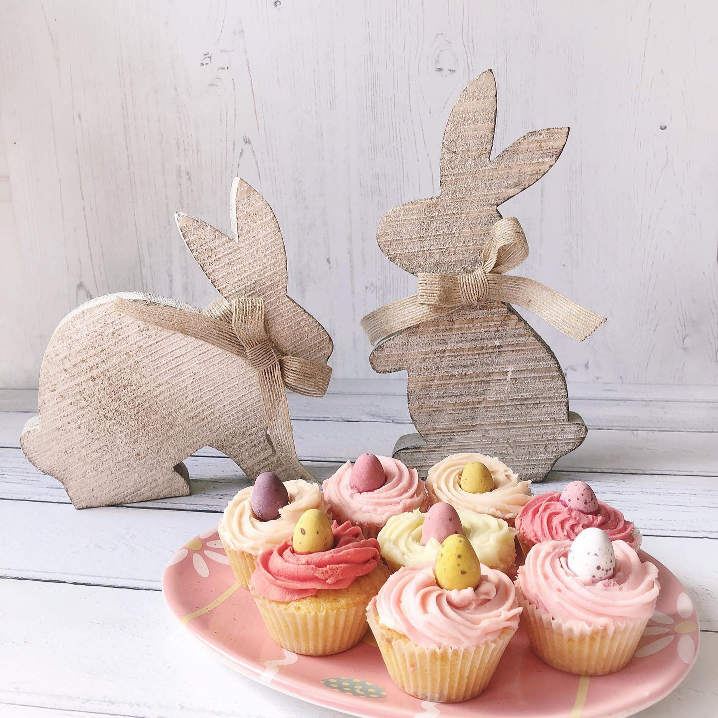 Wee buns for Easter